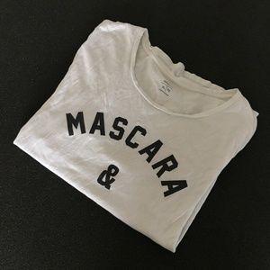 Mascara & Coffee Old Navy XL Women's T-Shirt